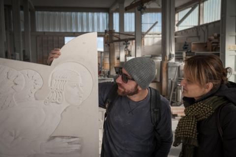 taurisano nicola biondani opere d'arte